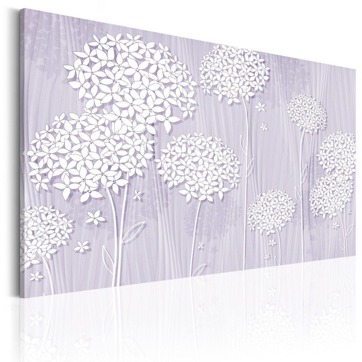 Canvas Tavla - Heather Land - 60x40
