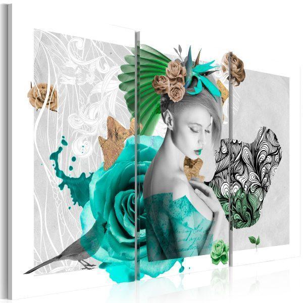 Canvas Tavla - Individualist - 60x40