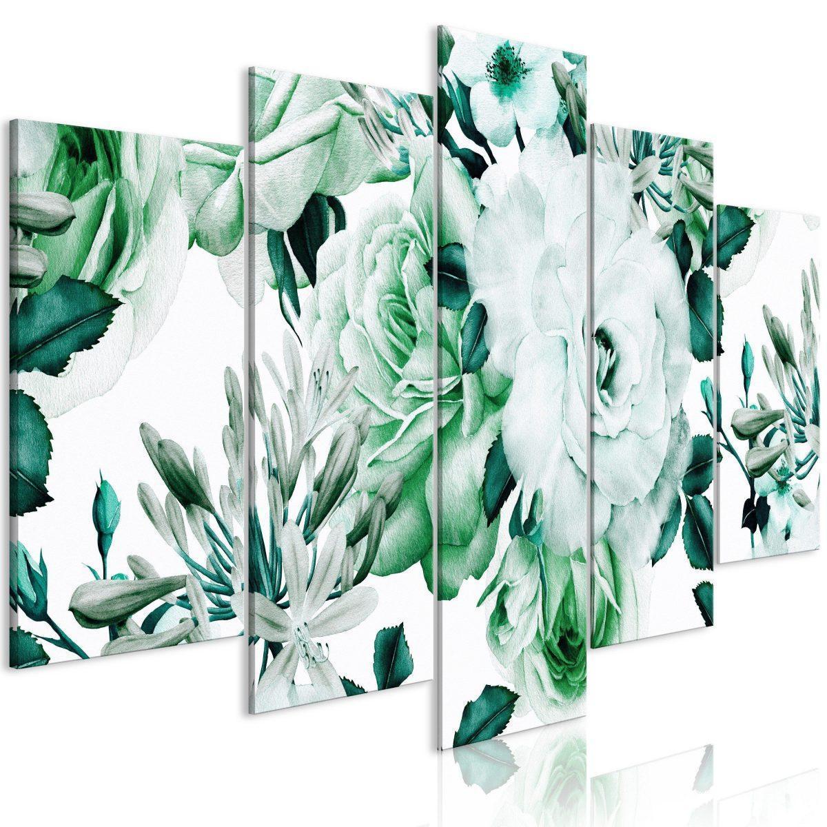 Canvas Tavla - Rose Composition