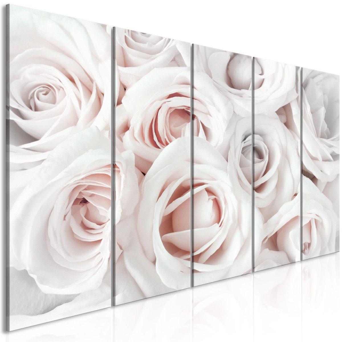 Canvas Tavla - Satin Rose
