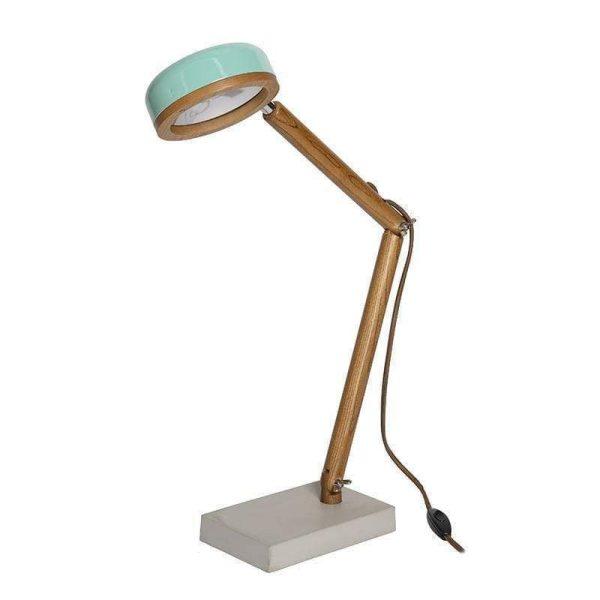 HIPP Bordslampa - Tiffany Green