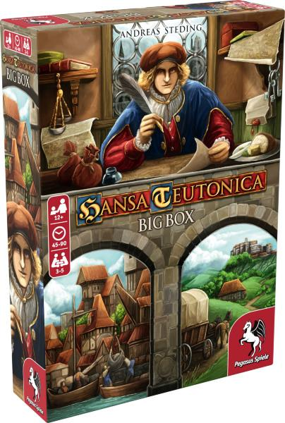 Hansa Teutonica: Big Box (Eng)