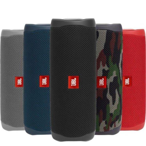 JBL Flip 5 Portabel trådlös högtalare Mörkblå