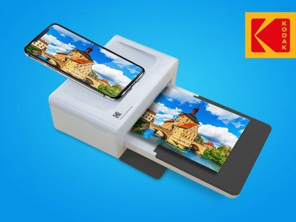Kodak Printer Dock Fotoskrivare Bluetooth