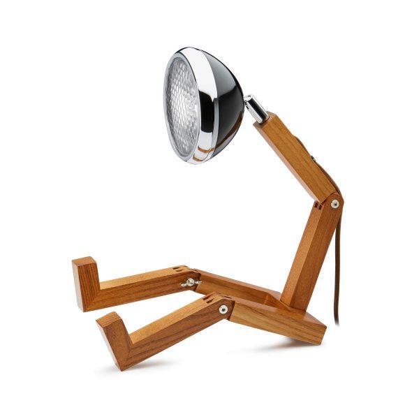 MR WATTSON Lampa / Bordslampa - Fashion Black
