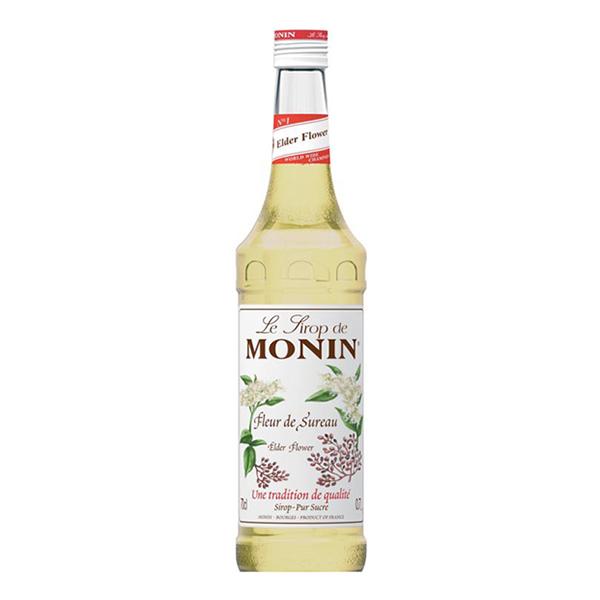 Monin Fläderblomma Drinkmix - 70 cl