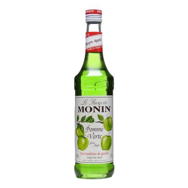 Monin Grönt Äpple Drinkmix - 70 cl