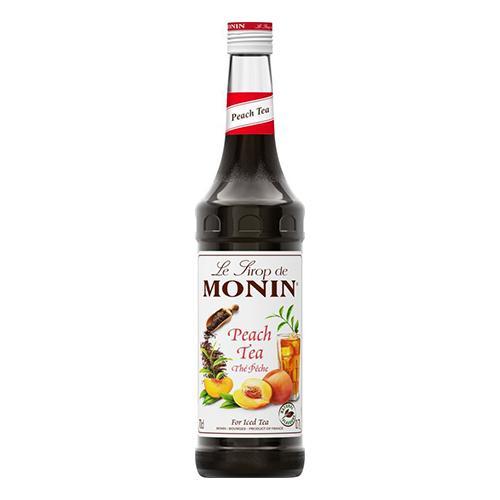 Monin Peach Tea Drinkmix - 70 cl