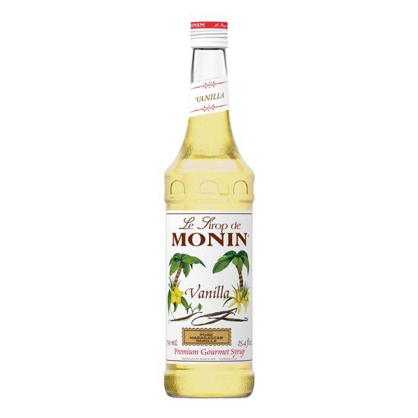 Monin Vanilj Drinkmix - 70 cl