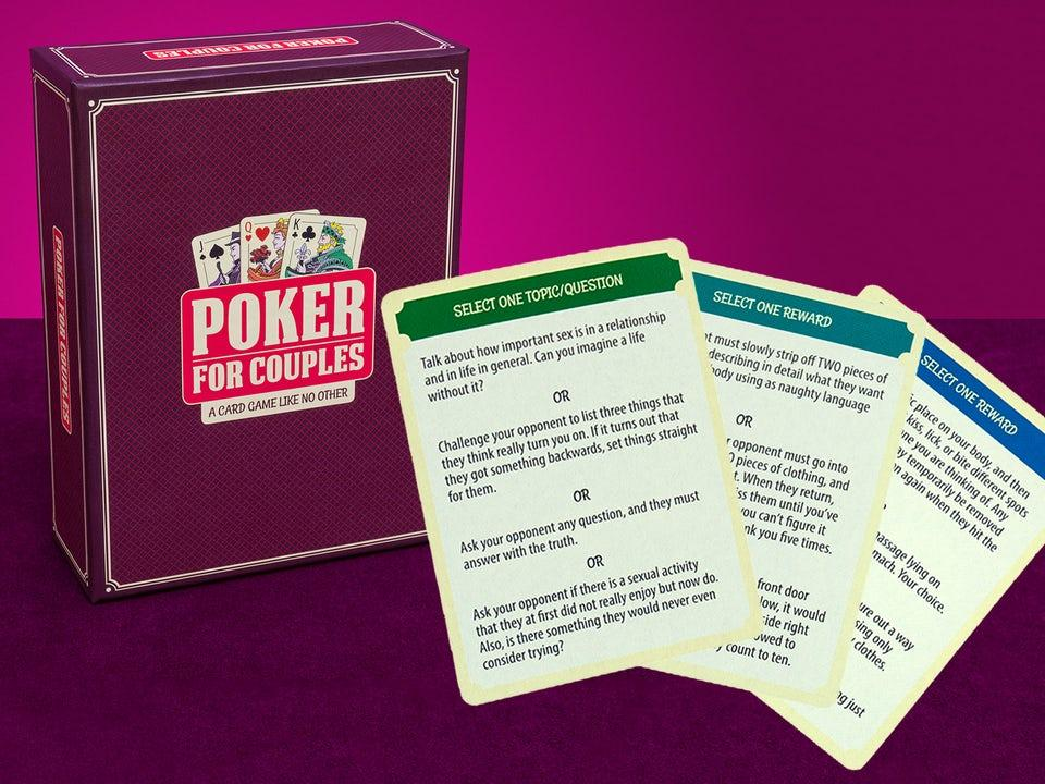 Poker for Couples Sexspel