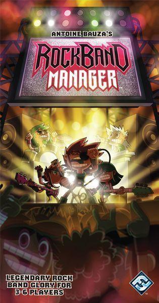 Rockband Manager (Eng)