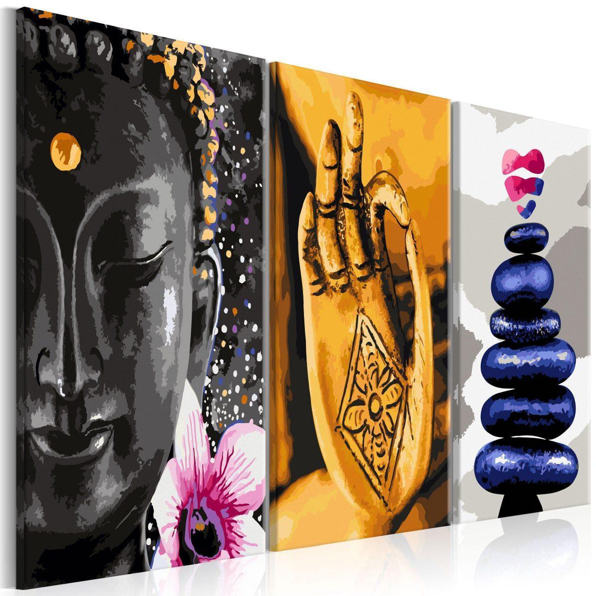 Tavla - Oriental Triptych