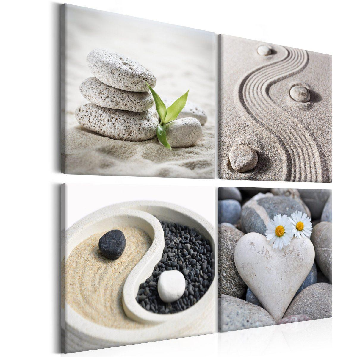 Tavla - Sea: Yin and Yang - 40x40