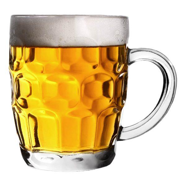 The Great British Ölglas - 568 ml