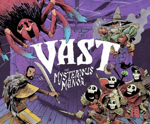 Vast The Mysterious Manor (Eng)