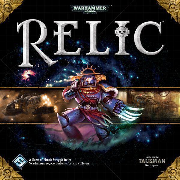Warhammer 40,000 Relic Standard Edition (Eng)