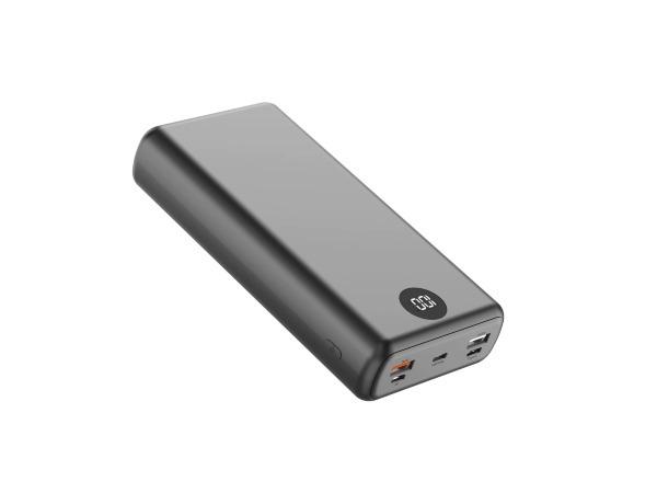 iiglo Powerbank 30000 mAh (PD+QC, 18W) (Fyndvara - Klass 1)