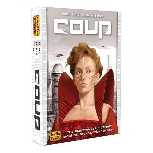 Coup Sällskapsspel