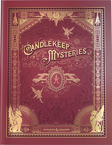 Dungeons & Dragons - Candlekeep Mysteries - Alternate Cover