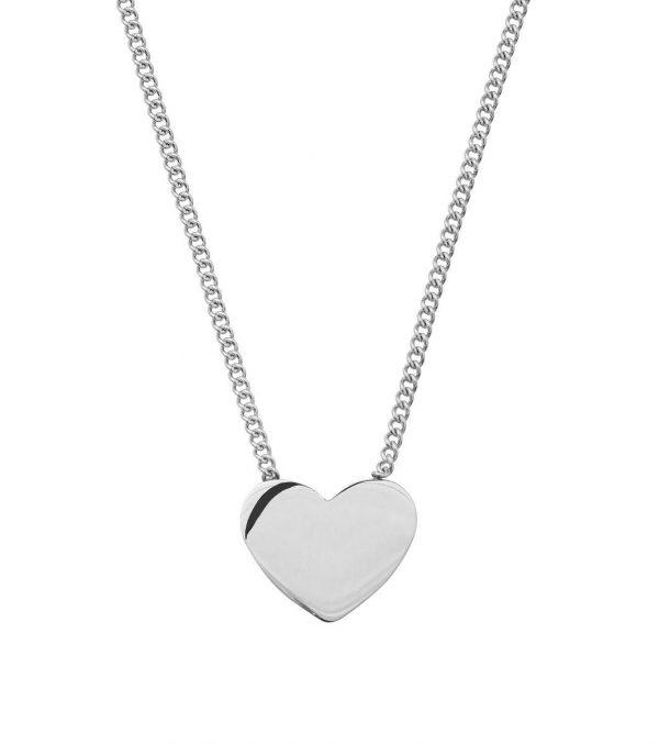 Edblad Pure Heart Necklace Steel