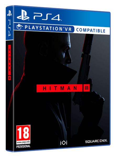 Hitman III (3) (Fyndvara - Klass 1)