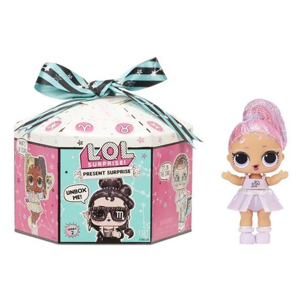 L.O.L. Surprise Present Surprise Tots