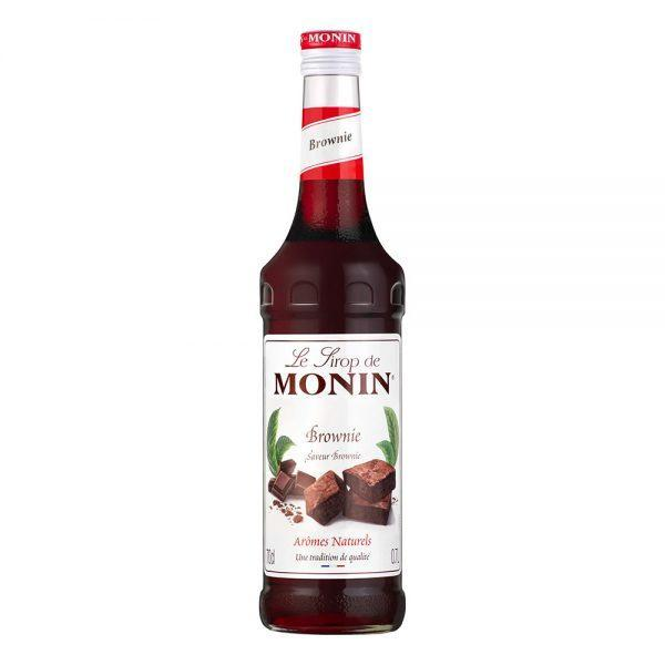 Monin Brownie Syrup - 70 cl