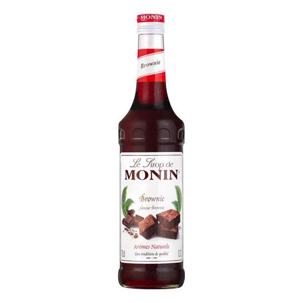 Monin Brownie Syrup - 70 cl