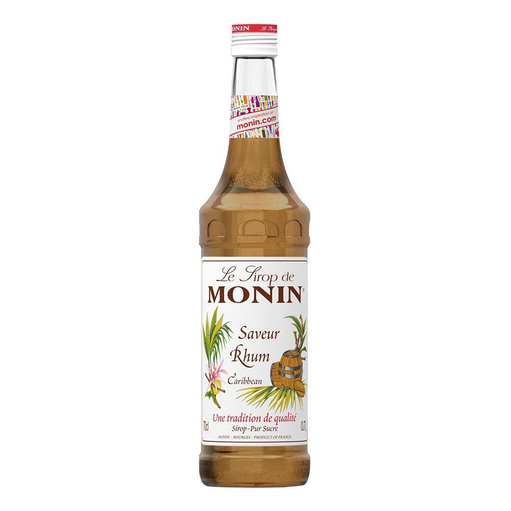 Monin Carribean Rhum Syrup - 70 cl