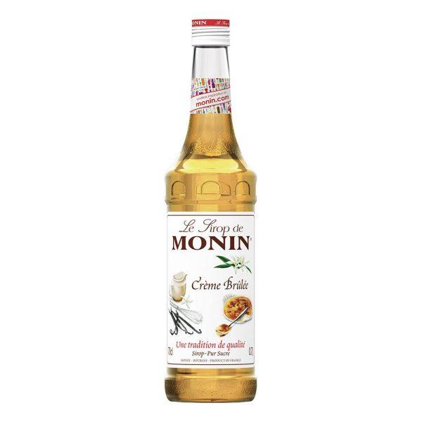 Monin Crème Brûlée Syrup - 70 cl