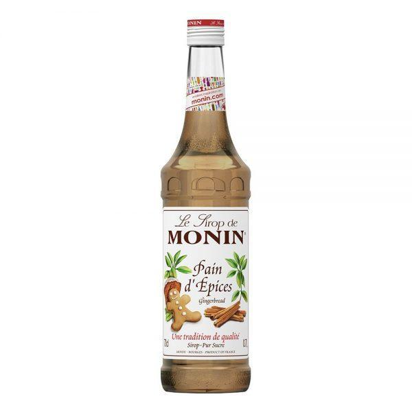 Monin Gingerbread Syrup - 70 cl