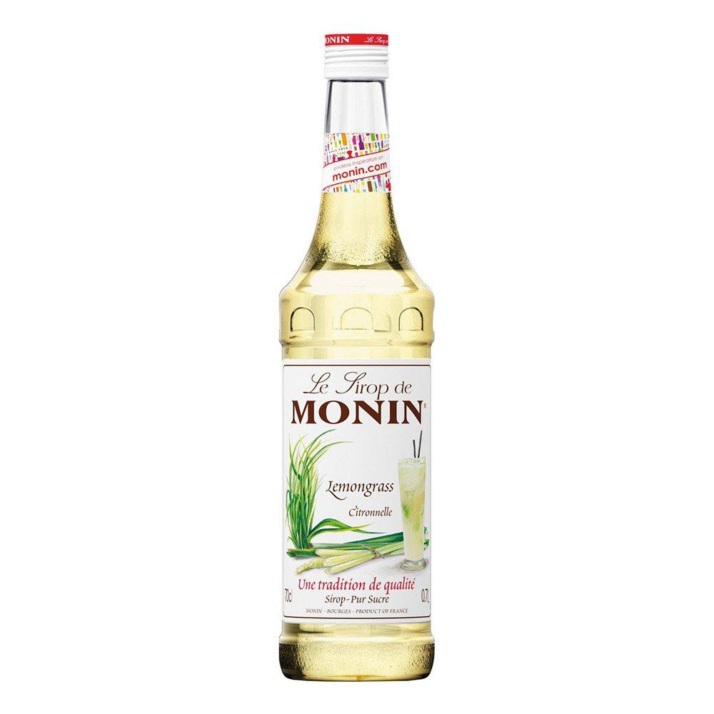 Monin Lemongrass Syrup - 70 cl