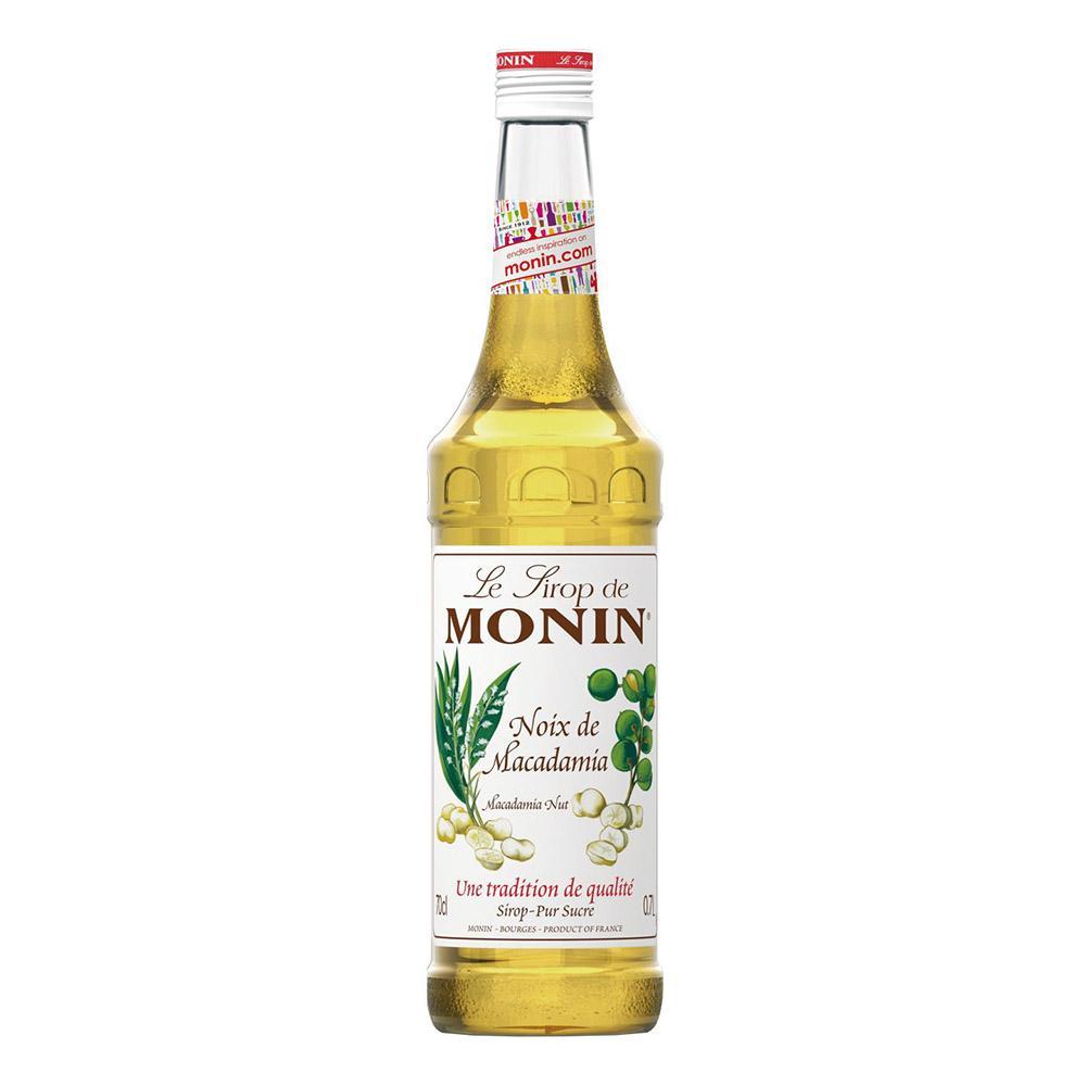 Monin Macadamia Nut Syrup - 70 cl