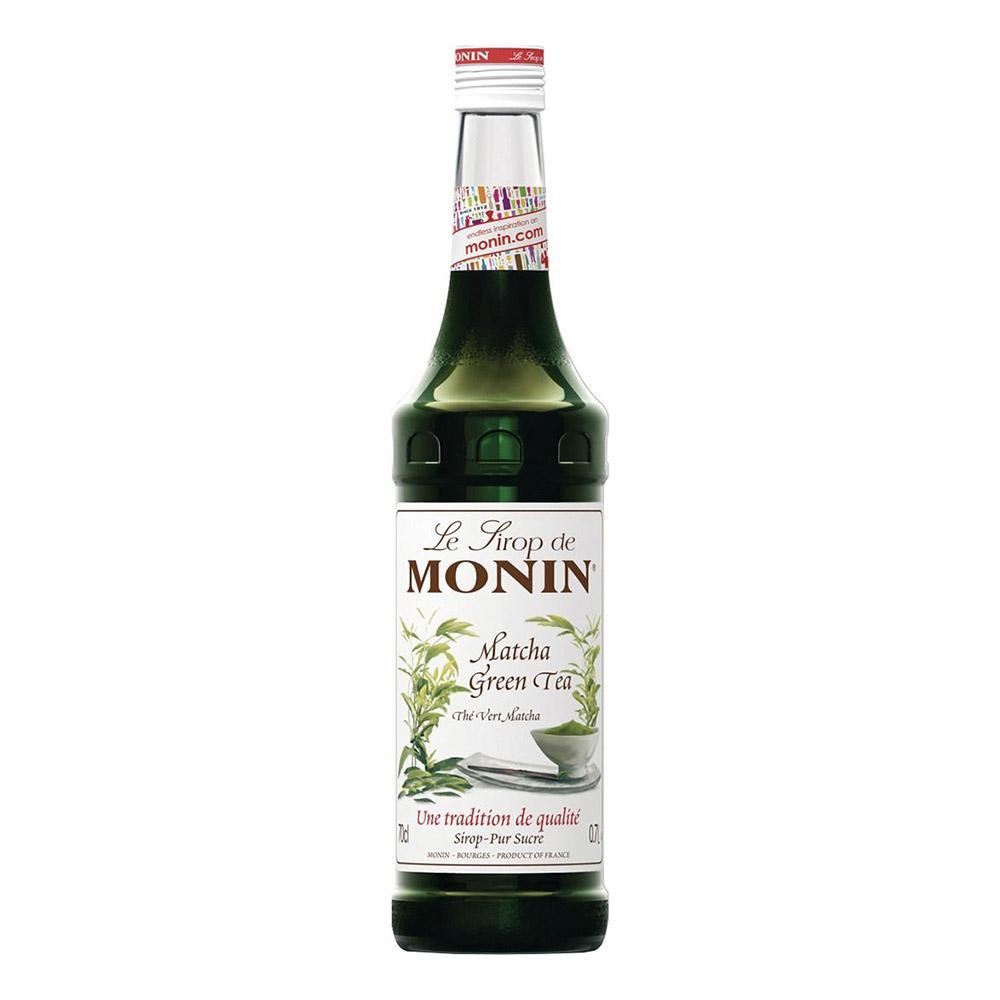 Monin Matcha Green Tea Syrup - 70 cl