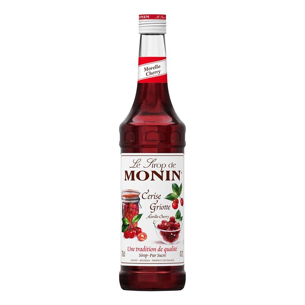 Monin Morello Cherry Syrup - 70 cl