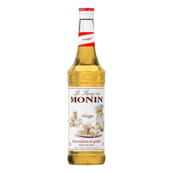 Monin Nougat Syrup - 70 cl