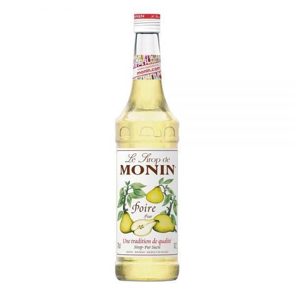 Monin Pear Syrup - 70 cl