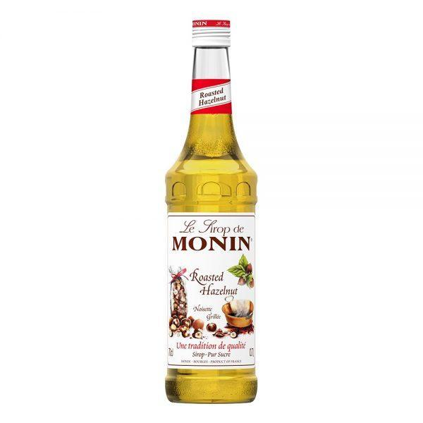 Monin Roasted Hazelnut Syrup - 70 cl
