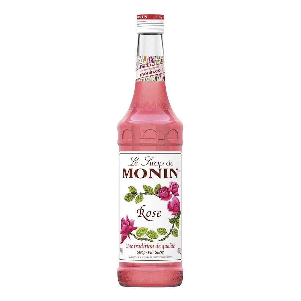 Monin Rose Syrup - 70 cl