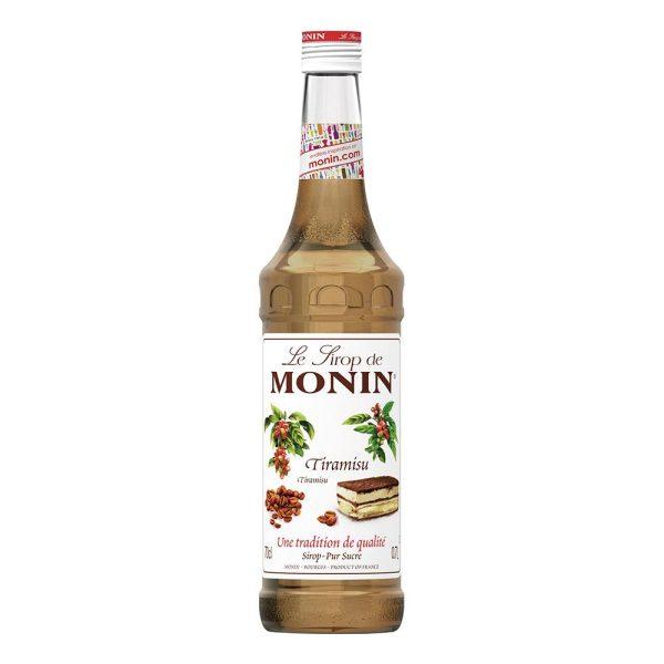 Monin Tiramisu Syrup - 70 cl