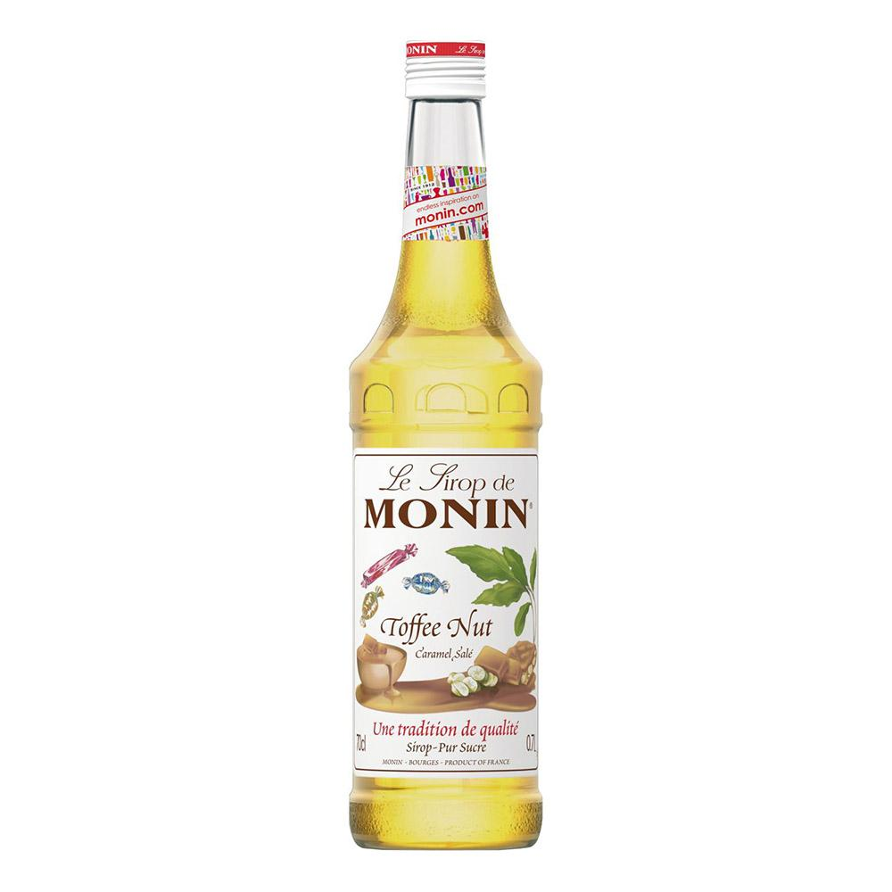 Monin Toffee Nut Syrup - 70 cl