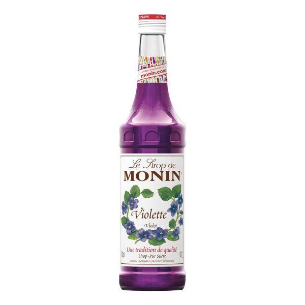 Monin Violet Syrup - 70 cl