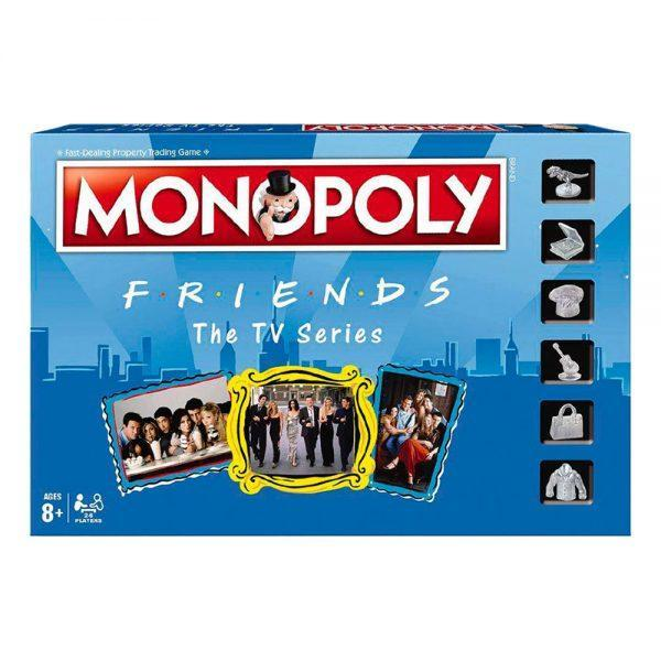 Monopoly Friends Sällskapsspel
