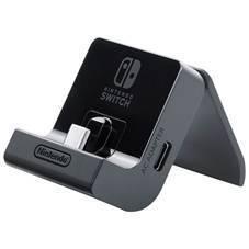 Nintendo Switch Adjustable Charging Stand (Fyndvara - Klass 2)
