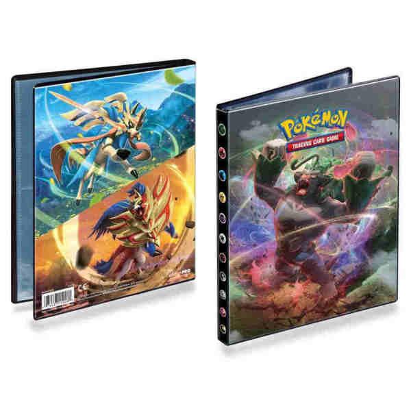 Pokemon Sword & Shield 2: Rebel Clash Samlarpärm 4-pocket