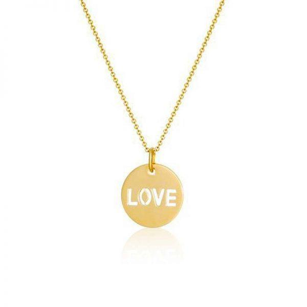 SOPHIE by SOPHIE Love Necklace Gold