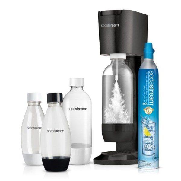 Sodastream Genesis Gigapack Kolsyremaskin Svart