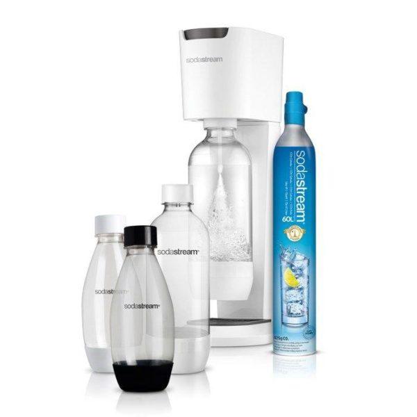 Sodastream Genesis Gigapack Kolsyremaskin Vit