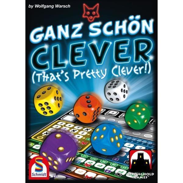 That's Pretty Clever / Ganz Schön Clever (Engelsk) (Fyndvara - Klass 1)
