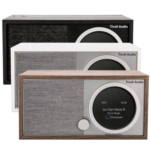 Tivoli Audio Model One Digital Gen 2 Radio Svart